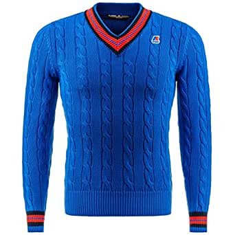 Pull - Kent Cable - Royal-Depht Blue - XS