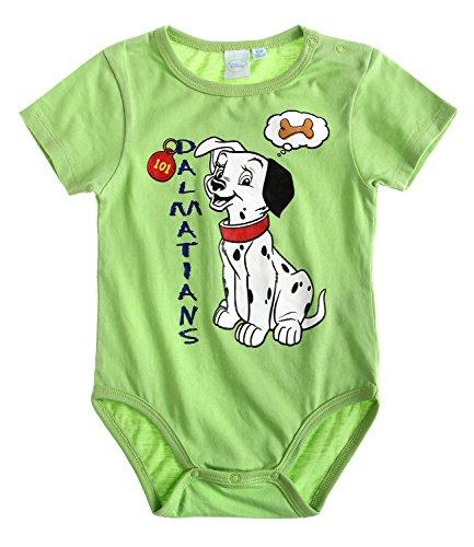Disney 101 Dalmatiner Babies Body - grün - 6M