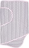 Miracle Couverture Lange (Rose Chevron)