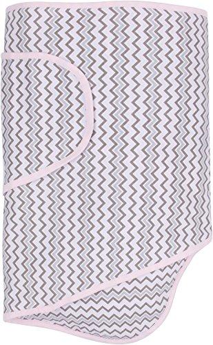Miracle Couverture Lange (Rose Chevron)