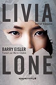 Livia Lone  par Barry Eisler