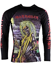 Tatami Fightwear Iron Maiden Killers Rash Guard - Camiseta de Tirantes para Hombre, Hombre, Color Negro,…