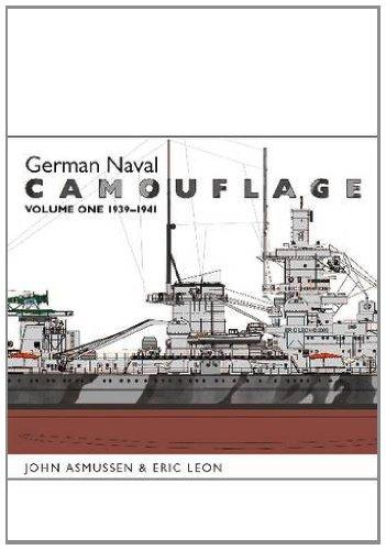 German Naval Camouflage: 1939-41 v. I por John Asmussen