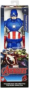 Avengers B6153ES0 - Personaggio Titan Capitan America