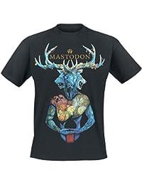 Mastodon Blood Mountain T-Shirt Black XXL