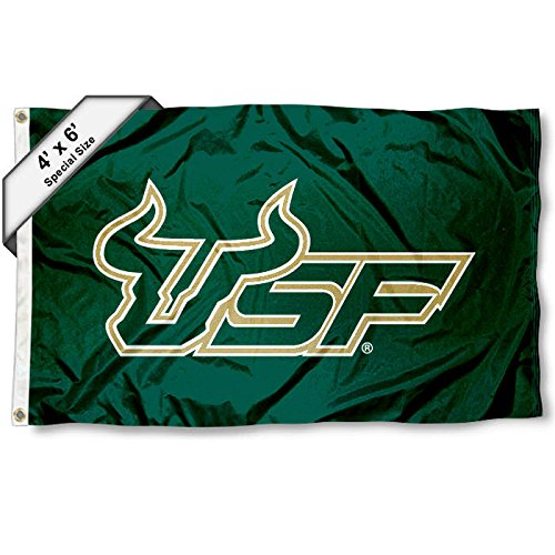 USF Bulls 4'x6' Flagge Usf Bulls