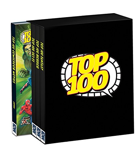 Top 100 Movies: Horror, Fantasy, Sci-Fi, Comic Book Box Set