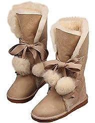 Common - botas de nieve Mujer