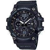 Casio G-Shock Analog-Digital Black Dial Men's Watch - GSG-100-1ADR (G830)