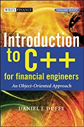 Introduction to C++ for Financial Engineers: An Object-Oriented Approach (The Wiley Finance Series)