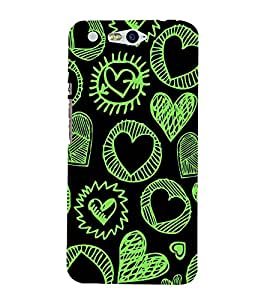 PrintVisa Designer Back Case Cover for InFocus M812 (amazing playing refresh lady girl)