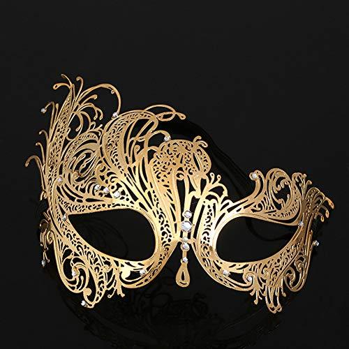 Cleave Maske - CLEAVE WAVES Maskerade Maske Filigrane Metall