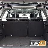 Travall Guard TDG1520 – Grille de séparation avec revêtement en poudre de nylon