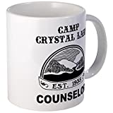 Best Counselor Mugs - CafePress - Camp Crystal Lake Counselor Mug Review