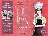 Pâtisserie folie Girl's Box : Avec accessoires de cuisine
