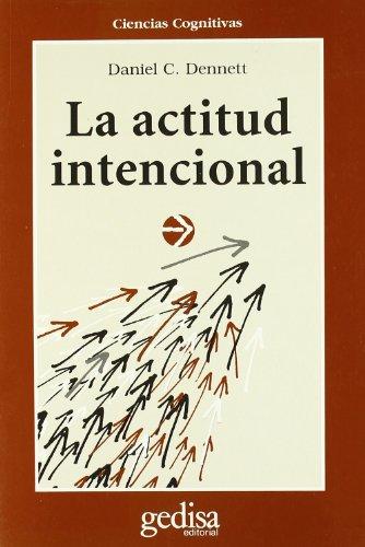 La actitud intencional (Cla-De-Ma)