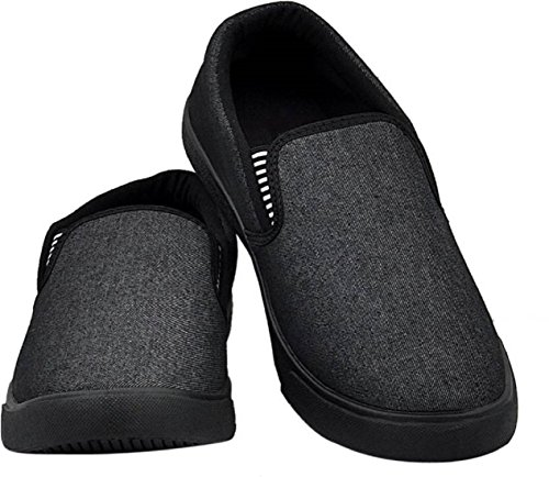 Leewon-Mens-Canvas-Loafers-Moccasins