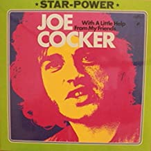 Joe Cocker - With A Little Help From My Friends - Intercord - 25 101-7 B, Cube Records - 25 101-7 B