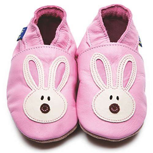 Inch Blue  slipper, Chaussons pour fille Baby Pink / Cream