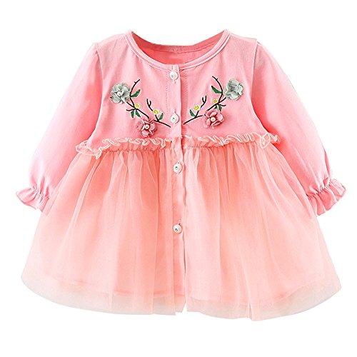 Prinzessin Kleid, Yuan Kleinkind Kinder Baby Mädchen Crazy -