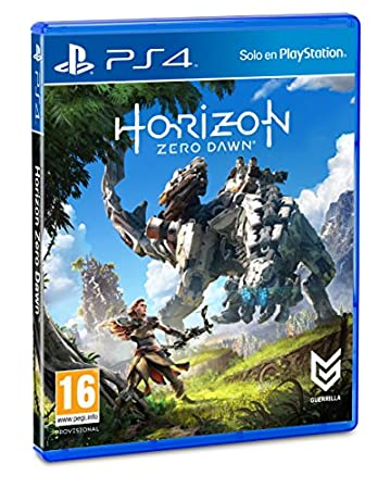 Horizon Zero Dawn - Edición Normal