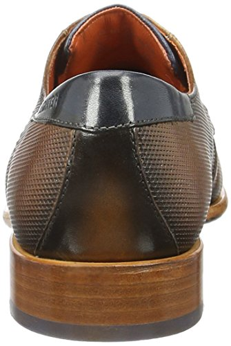 Daniel Hechter Mens 812229011100 Derby Brown (cognac 6300)