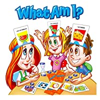Guilty Gadgets What Am I - Classic Guessing Guess Brain Teaser Card Childrens Family Game
