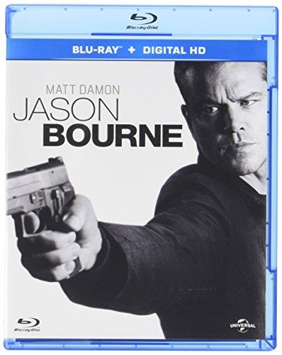 Jason Bourne [Blu-ray + Copie digitale]