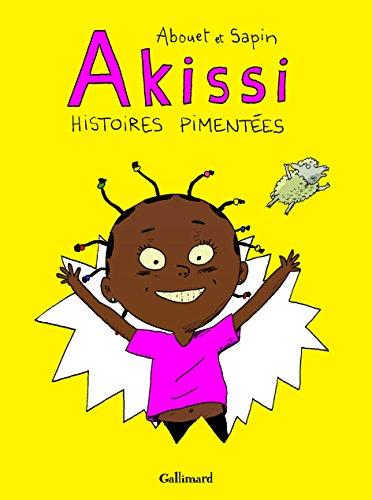 Akissi (Hors-série) : Akissi : Histoires pimentées