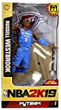 NBA 2K19 Action Figure Series 1 Russel Westbrook (Oklahoma City Thunder) 15 cm