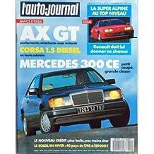 AUTO JOURNAL (L') N? 19 du 01-11-1987 SOMMAIRE - AJ INFORMATIONS - AJ PREMIERE - J'AI CONDUIT LES BMW 318I ET 324 TD - LA TRIBUNE DES LECTEURS - L'AUTO ET LE DROIT - PHOTO-CINE-SON - SUPERSTAR TALBOT LAGO RECORD - A VIDE ET EN CHARGE - LA ROUTE BUISSONNIERE - AUSTIN-ROVER AGONIE OU RENOUVEAU - SUR LE GRIL - ESSAI MOTORHOME R750 DE PILOTE - LA COTE DES VOITURES D'OCCASION - LE PRIX DES VOITURES NEUVES - LA PRODUCTION NOUVEAU CHAMPIONNAT DU MONDE - FISA LA PRESIDENCE DE JM BALESTRE - LE GRAND P...