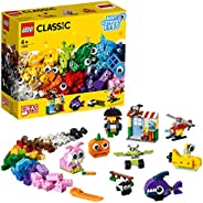 LEGO Classic Bricks and Eyes Building Blocks for Kids (451 Pcs)11003