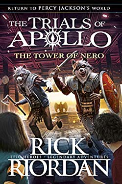 The Tower of Nero (The Trials of Apollo Book 5) (English Edition)