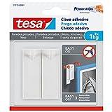 Tesa 77773-00001-00 Support adhésif pour murs peints et plâtrés 1 kg