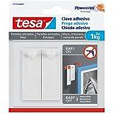 tesa 77773-00001-00 - Clavo adhesivo para paredes pintadas y yeso (1 kg)