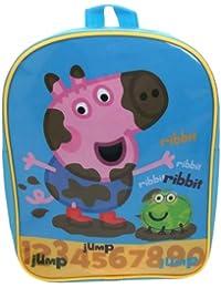 Preisvergleich für Peppa Pig George, Schulrucksack