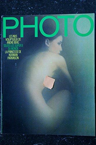 PHOTO 076 N° 76 NUS VOLUPTUEUSES ANDRE BERG DUANE MICHALS SAUL LEITER MAX WALDMAN 1974