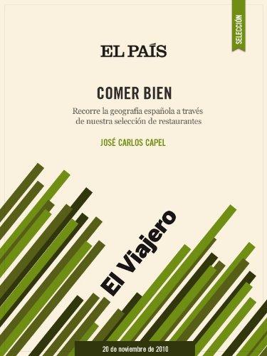 Comer bien José Carlos Capel