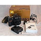 Nikon D810 36.3MP CMOS 7360 x 4912Pixeles Negro - Cámara digital (Cuerpo de la cámara SLR, CMOS, 7360 x 4912 Pixeles, 35,9 x 24 mm, Full-frame, TTL)