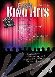 Easy Kino Hits für Blockflöte (mit CD): 12 leicht spielbare Filmmusik-Play-alongs in Spitzen-CD-Qualität für Sopranblockflöte
