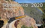 Nordamerika 2020: Züge und Träume -