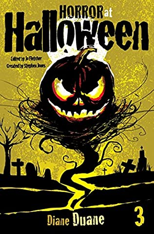 book cover of Horror at Halloween: Part Three