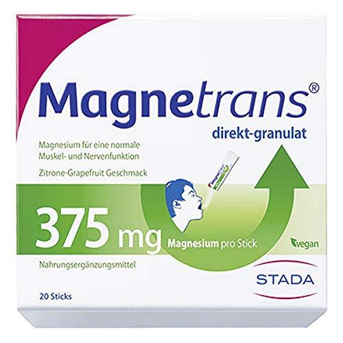 Magnetrans direkt 375 mg, 20 St. Granulat