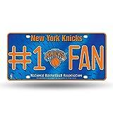 Rico NBA New York Knicks # 1Fan Metall Tag