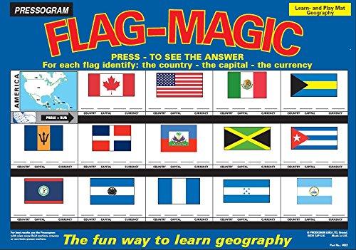 Prodesign - Juguete Educativo con Bandera de Estados Unidos