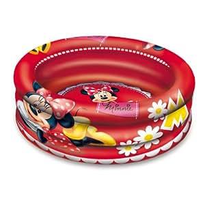 Minnie mouse–Piscine de 3anneaux avec diamètre de 100cm (Mondo 16456)