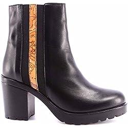 Scarpe Donna Ankle Boots ALVIERO MARTINI 1°Classe ZI4048491 Black Nero Italy