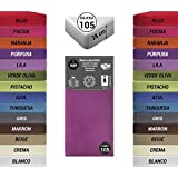 ADP Home - Bajera ajustable (para cama de 105 cm), purpura