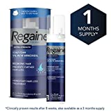 Regaine For Men Foam, 1 Month Supply, 3 x 73 ml for Hair Regrowth