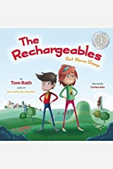 The Rechargeables: Eat Move Sleep Hardcover